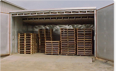 Heat Treat Pallets